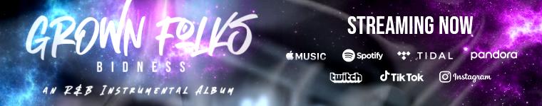 Stream Grown Folks Bidness: An Instrumental R&B Album by DJ Panic