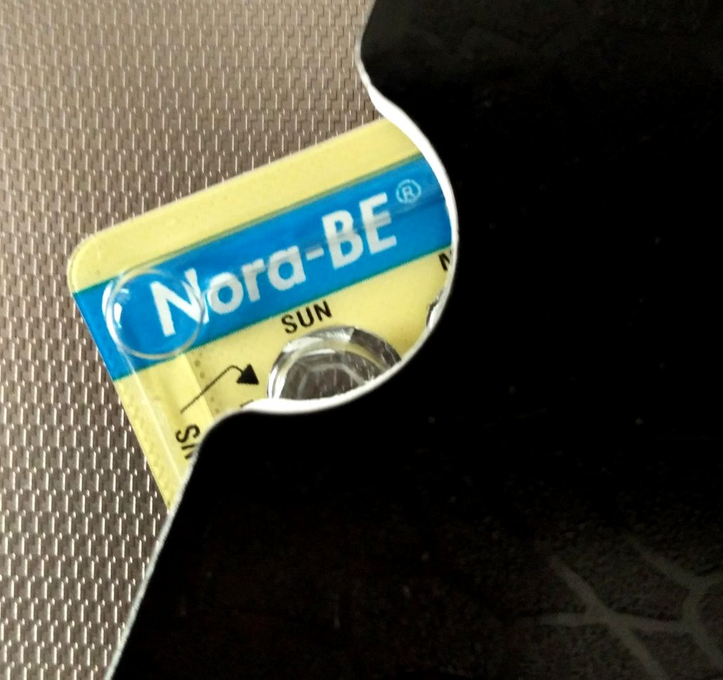 nora-be birth control pill