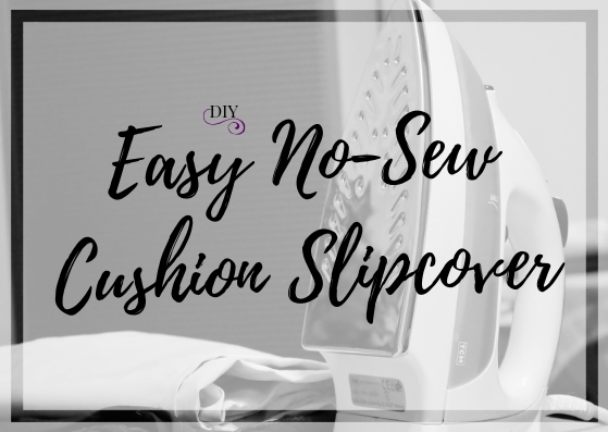 diy, do it yourself, cushion, slipcover, pillowcase, easy, no sew, iron on adhesive, iron tape, heat bond, makeover, like new, glider chair, glider ottoman, nursery furniture, refresh, renew, lifestyle, crafty, make it yourself, affordable, 2018, paint, rocking chair, diy project, how to, step by step, reupholstering, staple gun