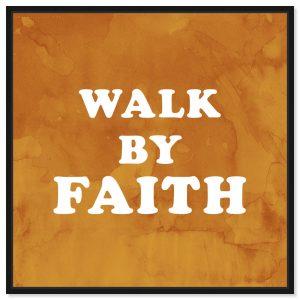 Photo of Walk By Faith