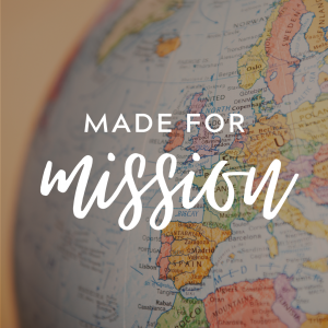 Photo of Made For Mission