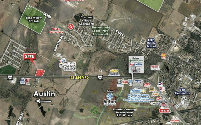 18810 Hwy 290 East Elgin, TX 78621 - main image