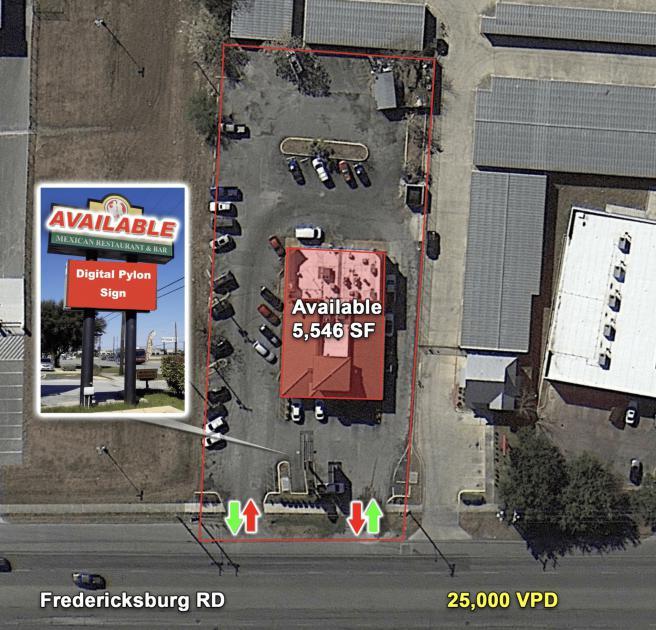 3555 Fredericksburg Road San Antonio, TX 78201 - alt image 2