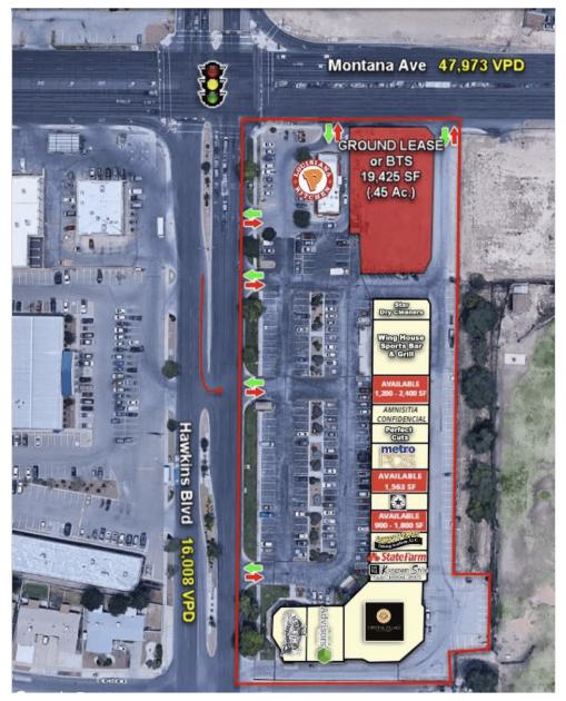 1550 Hawkins Boulevard El Paso, TX 79925 - alt image 2