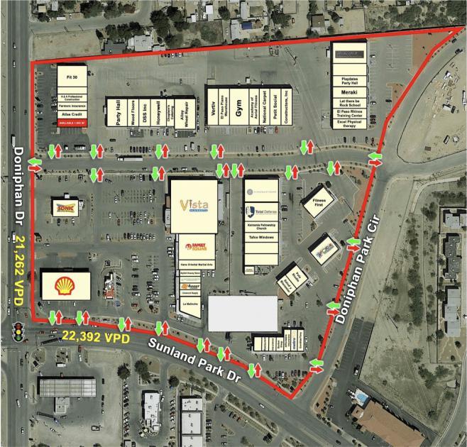 3950 Doniphan Drive El Paso, TX 79922 - alt image 3