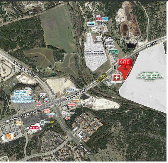 SEC of FM 1431 & Cloe Bay Dr Cedar Park, TX 78613 - alt image 3