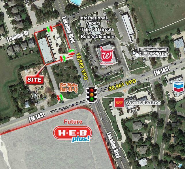 1075 S LAKELINE BLVD Cedar Park, TX 78613 - alt image 3