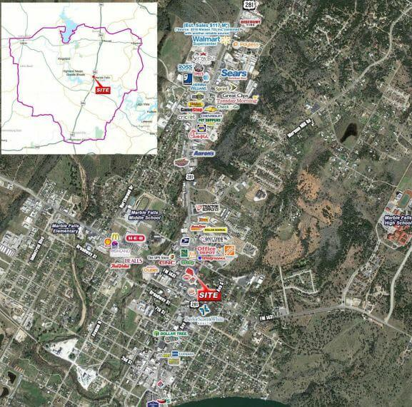 1008 US-281 Marble Falls, TX 78654 - alt image 3