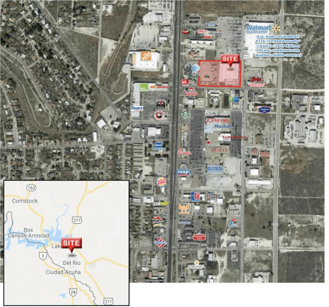2401 Veterans Boulevard Del Rio, TX 78840 - alt image 2