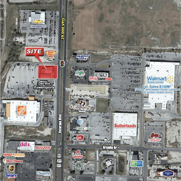2452 Veterans Blvd Del Rio, TX 78840 - alt image 2