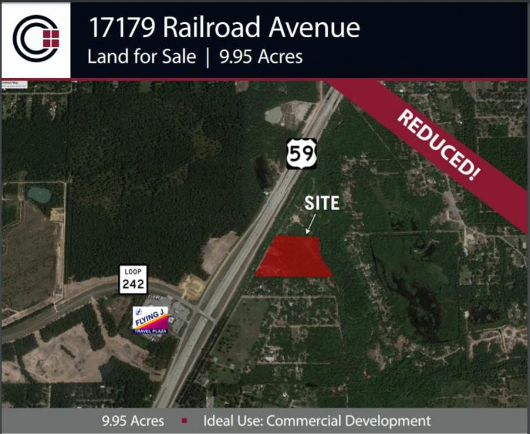 17179 Railroad Avenue New Caney, TX 77357 - main image