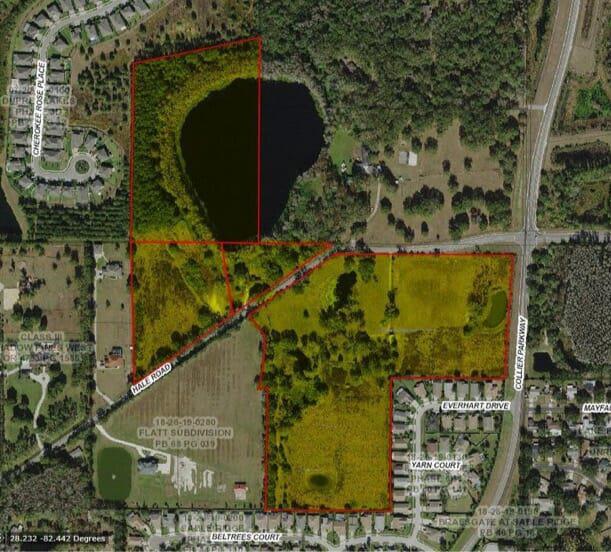 22846 Hale Road Land O Lakes, FL 34639 - main image