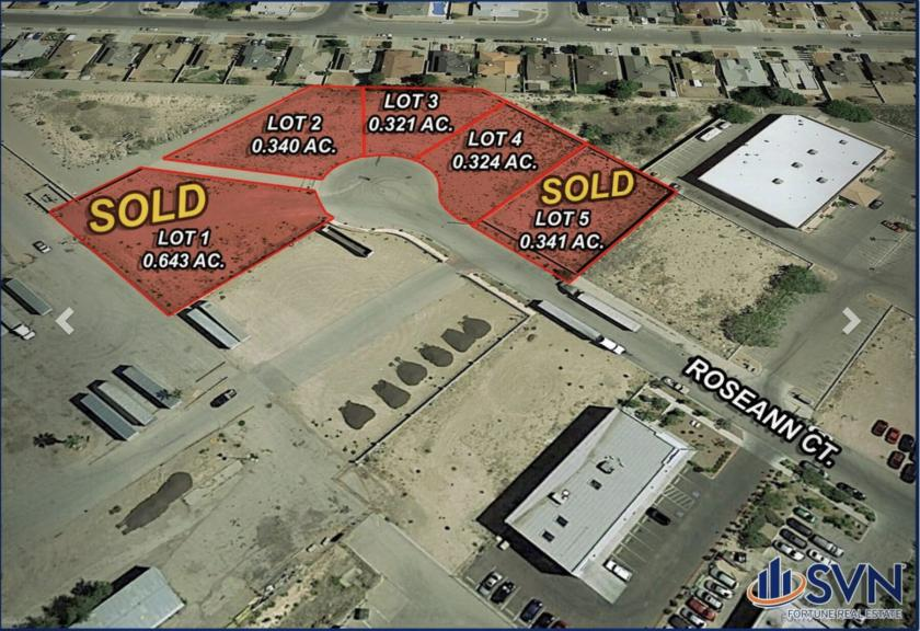 11966 Roseann Court El Paso, TX 79936 - main image