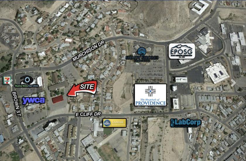 1340 Murchison Drive El Paso, TX 79902 - alt image 3