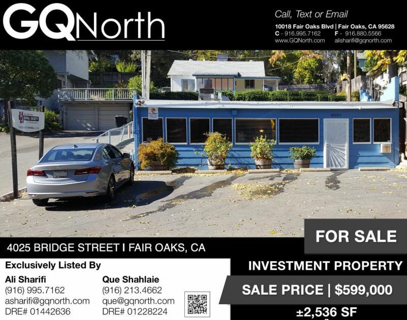 4025 Bridge Street Fair Oaks, CA 95628 - main image