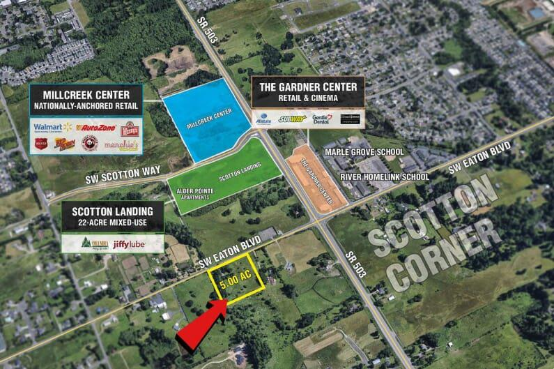 1413 Southwest Eaton Boulevard Battle Ground, WA 98604 - main image