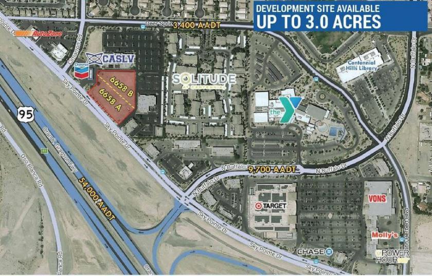 6658 Sky Pointe Drive Las Vegas, NV 89131 - main image