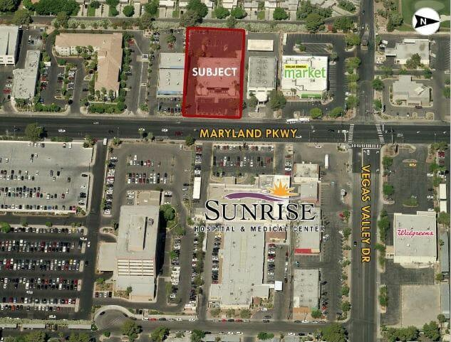 2965 South Maryland Parkway Las Vegas, NV 89109 - main image