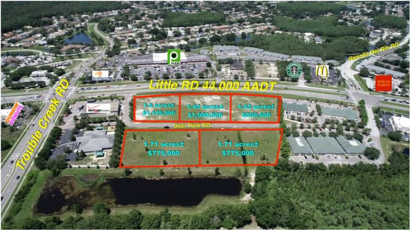 5161 Deer Park Drive New Port Richey, FL 34653 - main image