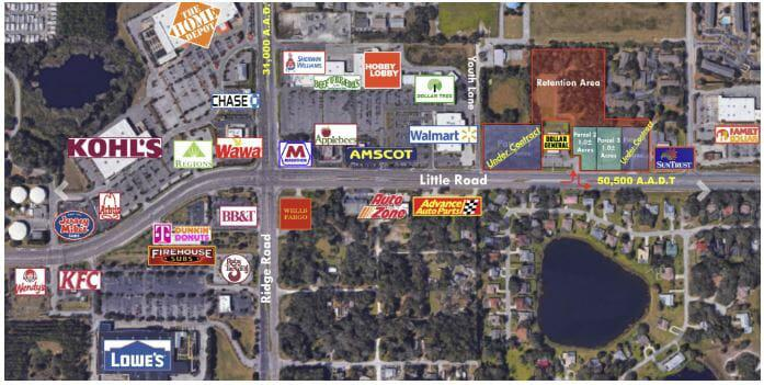 8801 Little Road Port Richey, FL 34668 - main image