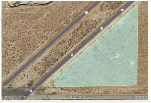 Stan Roberts Sr Avenue El Paso, TX 79934 - main image