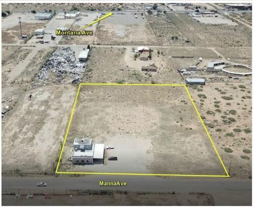 14750 Marina Avenue El Paso, TX 79938 - main image