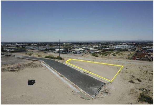 8720 Yermoland Drive El Paso, TX 79907 - main image