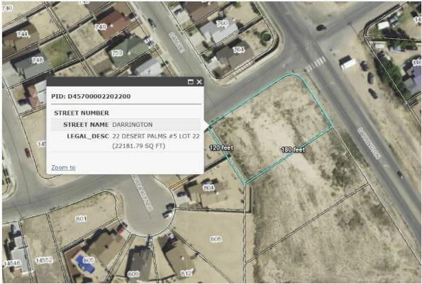 801 Darrington Road El Paso, TX 79928 - main image