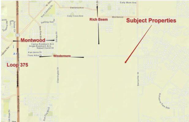 14380 Montwood Drive El Paso, TX 79928 - alt image 2