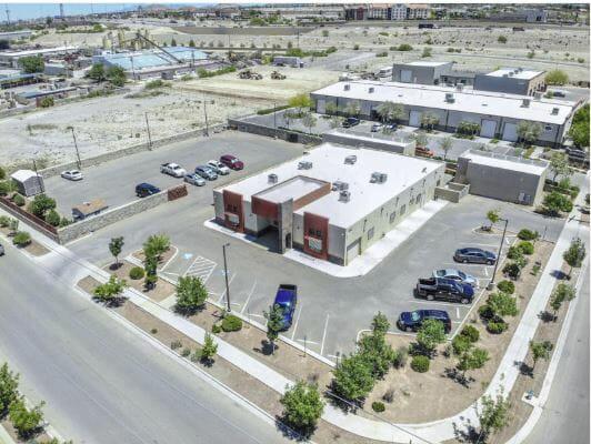 4509 Osborne Drive El Paso, TX 79922 - main image