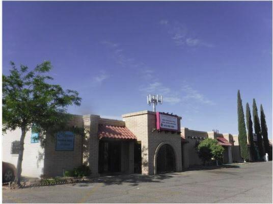 1848 Trawood Drive El Paso, TX 79935 - main image