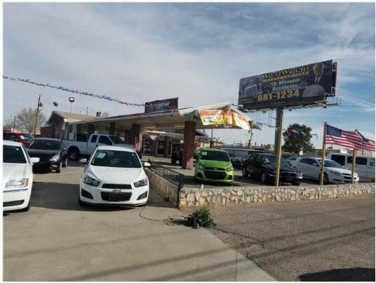 9701 Montana Avenue El Paso, TX 79925 - main image
