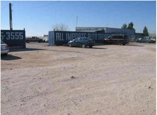 12128 Montana Avenue El Paso, TX 79936 - main image