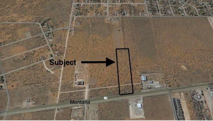 Montana Avenue El Paso, TX 79938 - main image