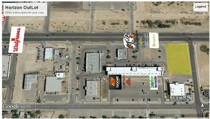 14488 Horizon Boulevard Horizon City, TX 79928 - alt image 2