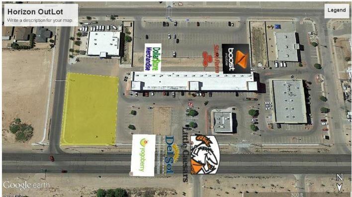 14488 Horizon Boulevard Horizon City, TX 79928 - main image