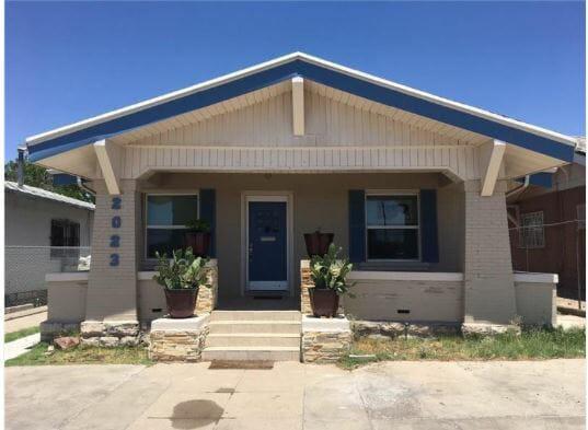 2023 Montana Avenue El Paso, TX 79903 - main image