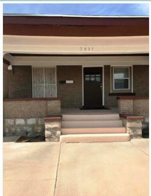2611 Montana Avenue El Paso, TX 79903 - main image