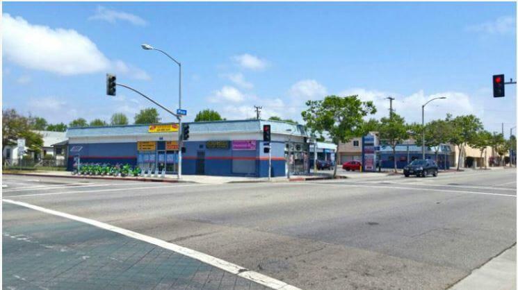1707 Pico Boulevard Santa Monica, CA 90405 - main image