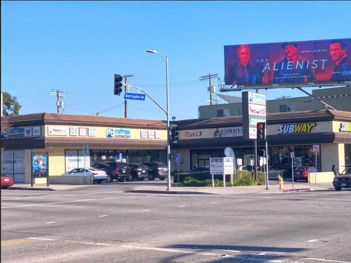 2400 South Barrington Avenue Los Angeles, CA 90064 - main image