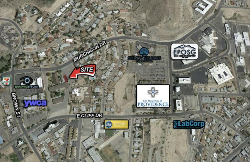 1340 Murchison Drive El Paso, TX 79902 - alt image 2