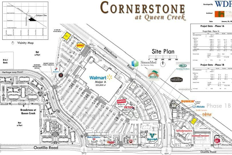 NWC Rittenhouse Rd & Ocotillo Rd Queen Creek, AZ 85142 - alt image 2
