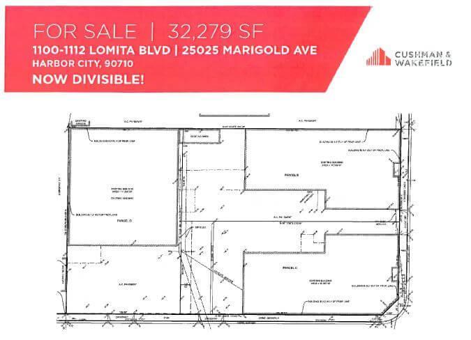 1100-1112 Lomita Blvd / 25025 Marigold Ave Los Angeles, CA 90710 - alt image 2