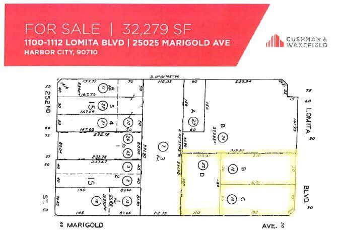 1100-1112 Lomita Blvd / 25025 Marigold Ave Los Angeles, CA 90710 - alt image 3