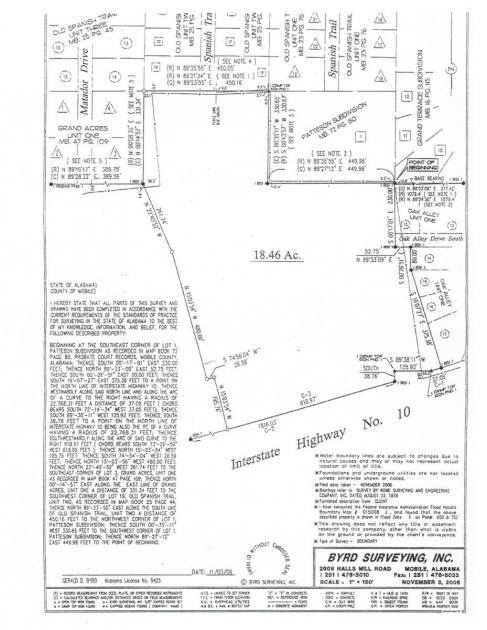 I 10 and Ramsey Rd. Grand Bay, AL 36541 - alt image 3