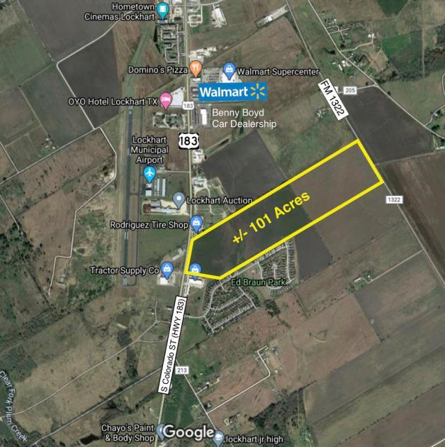 South Highway 183 Lockhart, TX 78644 - alt image 2