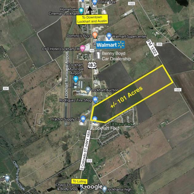 South Highway 183 Lockhart, TX 78644 - alt image 3