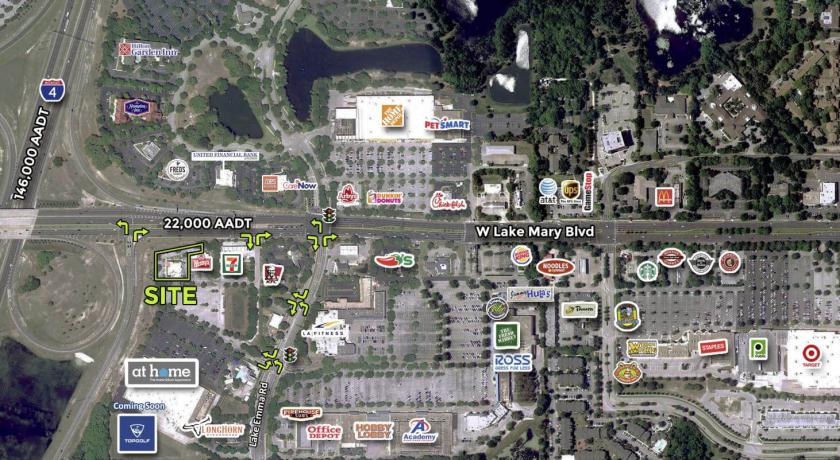 Flagg Ln Lake Mary, FL 32746 - main image