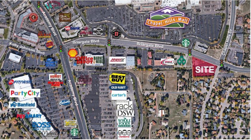 1835-1837 Briargate Blvd Colorado Springs, CO 80920 - alt image 2