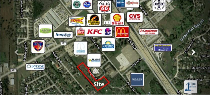 Hughes Court near I-45 San Leon, TX 77539 - alt image 2